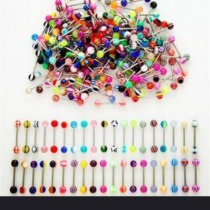 Jewelry - Straight barbells